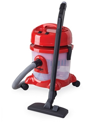 Fantom Eco Wf4700 Su Filtreli Kırmızı Elektrikli Süpürge Renkli